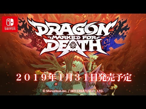 Dragon Marked For Death:紹介映像 第一弾