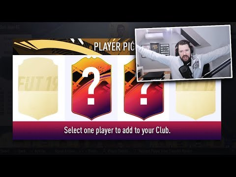 I PACKED A HEADLINER! - 25 x PLAYER PICK PACKS : FIFA 19 Ultimate Team