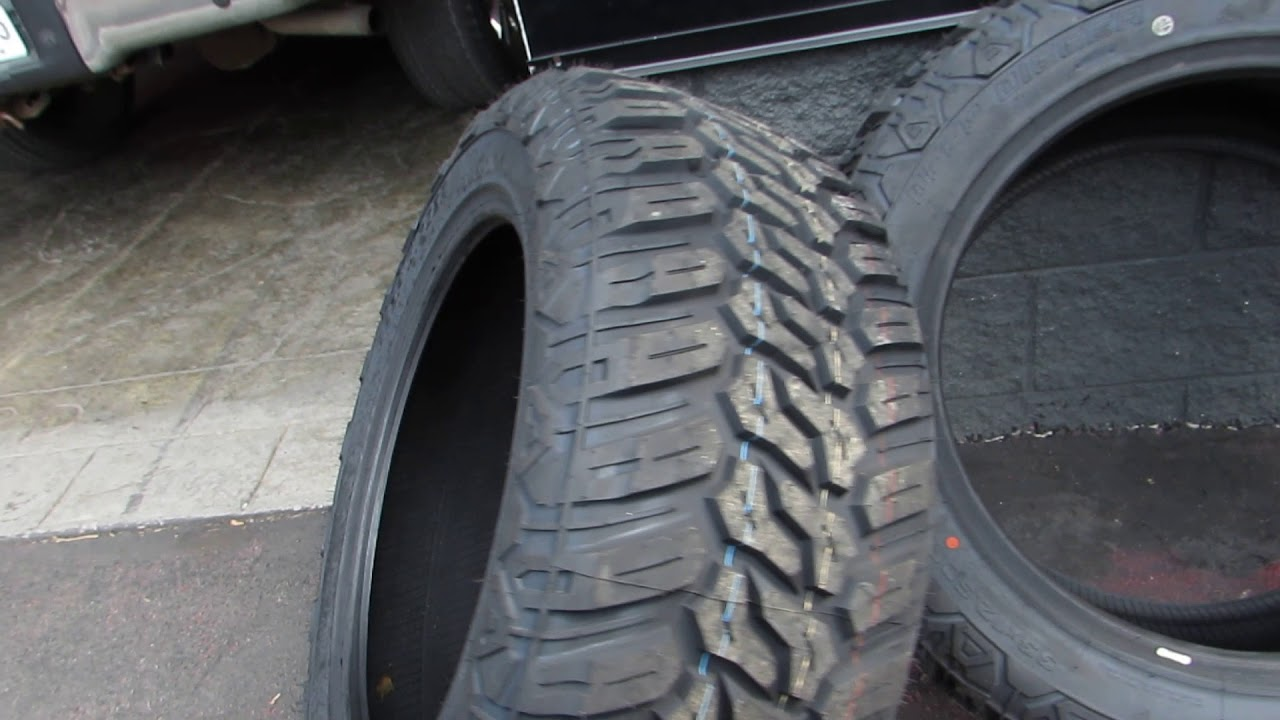 Antares Deep Digger M T Tire Review 33x12 50x20 Youtube