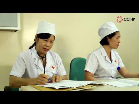 CCIHP - người bệnh đi viện chuẩn bị tốt, bác sĩ giao tiếp tốt