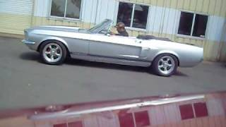 Mustang Cabriolet 1967 Clone Shelby GT350