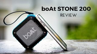 boAt Stone 200 Bluetooth Speaker Review - Déjà vu?!?