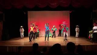 Danza de Negros de Toluca de Guadalupe, Tlaxcala || Part 1 || Ballet Folklórico Ehécatl del CBTIs 03