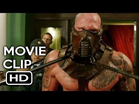 Boyka: Undisputed 4 Sneak Peek Clip (2017) Scott Adkins Action Movie HD
