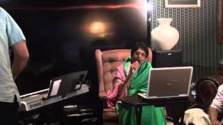 Saroj Mahalaha: Ajhu Na Aaye Baalama, May 2014