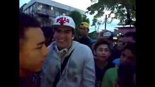 guanare toon mcstreet hkm vs cjmajestick exterminio clam -final freestyle