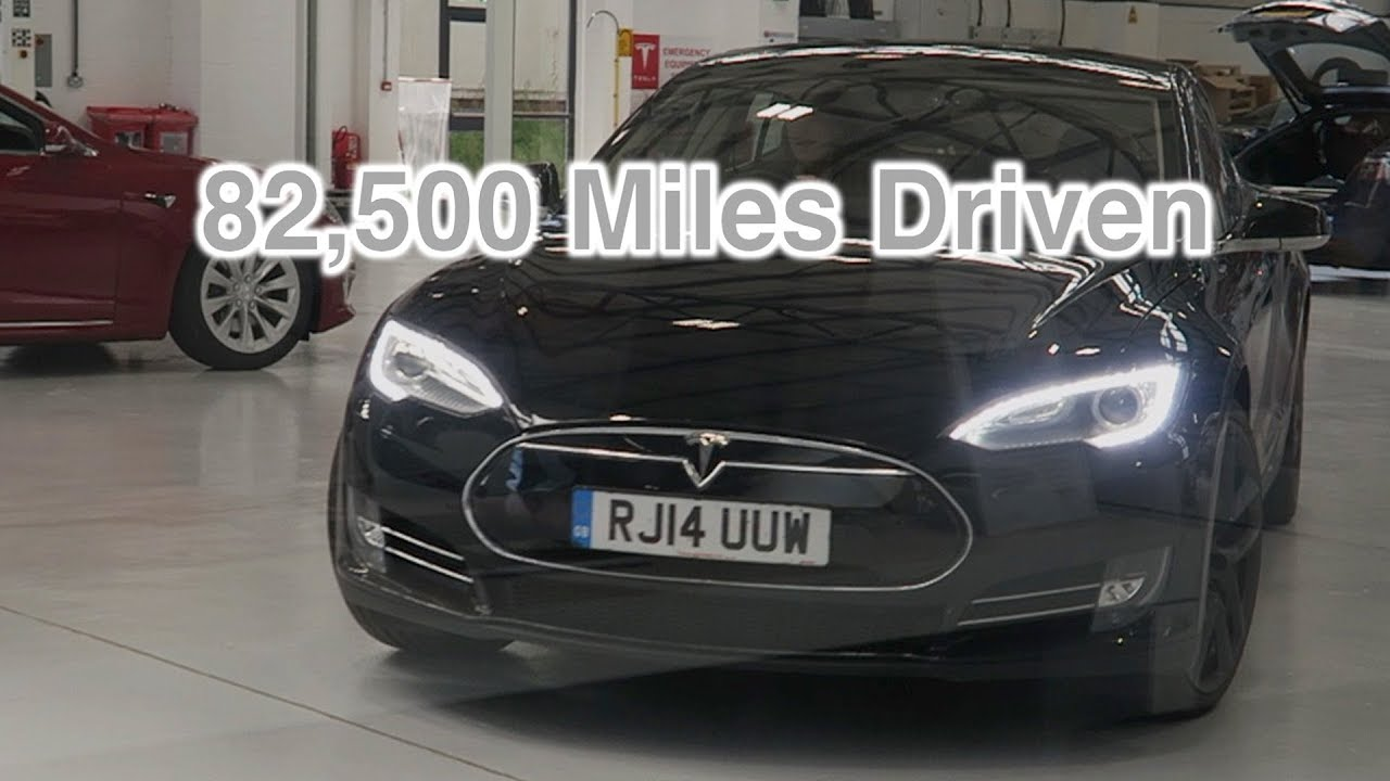 How much is my 3 year old Tesla worth? - YouTube