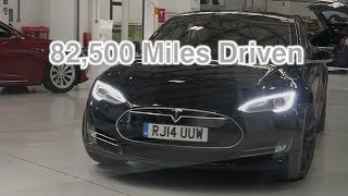 How much is my 3 year old Tesla worth?