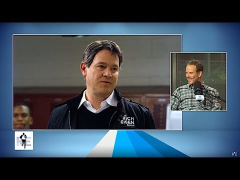 Friday Night Lights Director Peter Berg Reviews The Rich Eisen Show's FNL Homage | 2/19/19