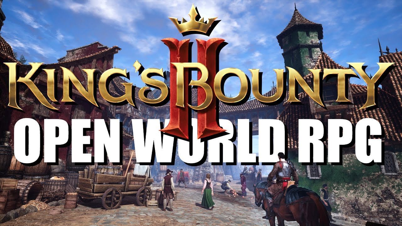 Kings Bounty 2   New Open World RPG   Gameplay, Choices & Combat