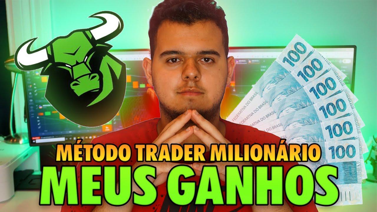 Método Trader Milionário Vale a Pena? Meus Ganhos Em Abril - Assista até o Final