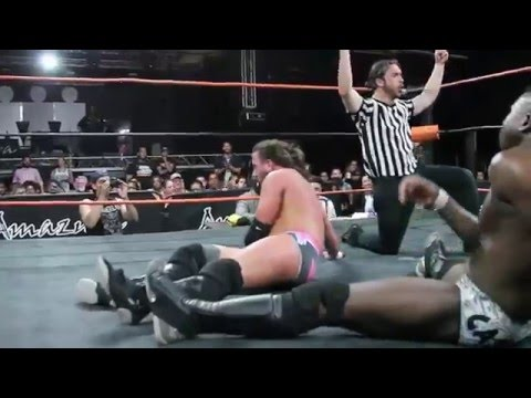 "[Free Match] JT Dunn vs. Ken Broadway - House of Glory Wrestling ""High Intensity 4"""