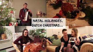 #VLOG: NATAL HOLANDÊS | DUTCH CHRISTMAS | Joyce Aurora