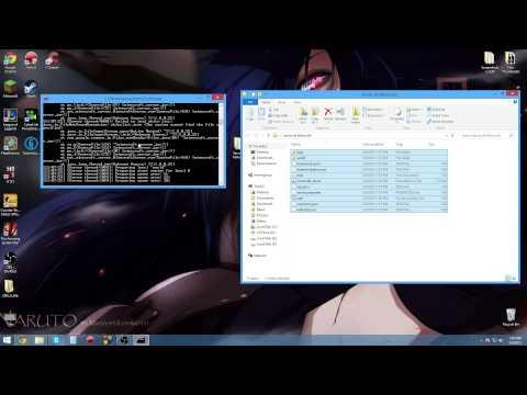Cum sa faci un server de Minecraft 1.8/1.8.1 + Port Forwarding