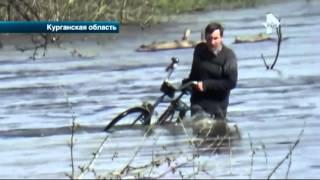 Пьяный велосипедист едва не погиб при попытке перейти реку вброд(, 2016-04-26T09:56:46.000Z)