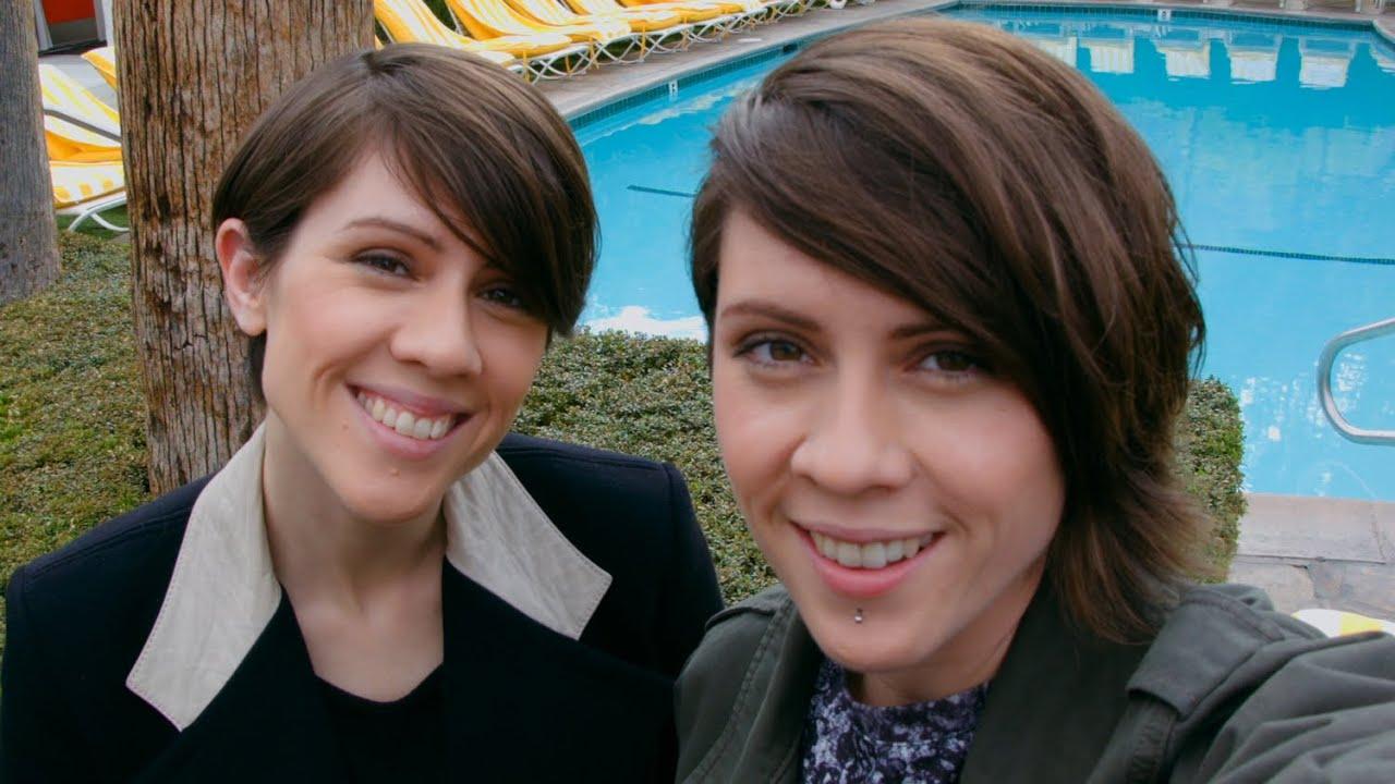 Tegan and sara haircut