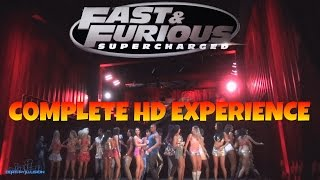 Fast and Furious Supercharged Split Screen Both Sides (Complete HD Experie