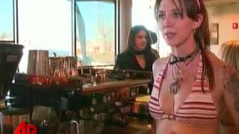 05b6c4f14c I bikini coffee - YouTube
