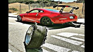 Best Street Drifting - Amazing Driving Skills - Fail & Win Compilation 2017
