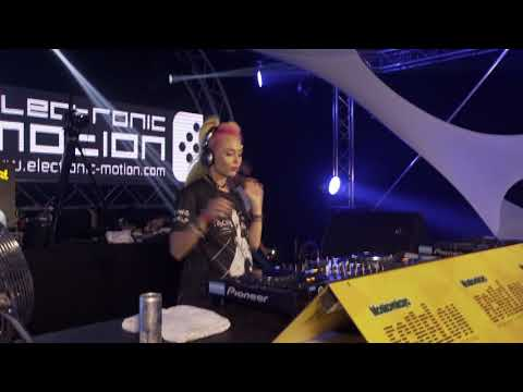Marika Rossa at ECHELON - Open Air Festival, Bad Aibling, Germany