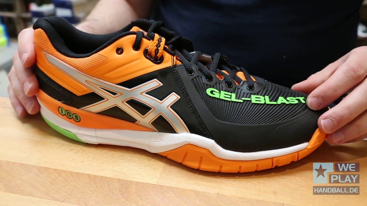 asics gel blast 6 rouge