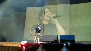 ANGELINE QUINTO PERFORMING AT SOUTH KOREA FOR MOR WITH TATAK STAR MAGIC ARTISTS