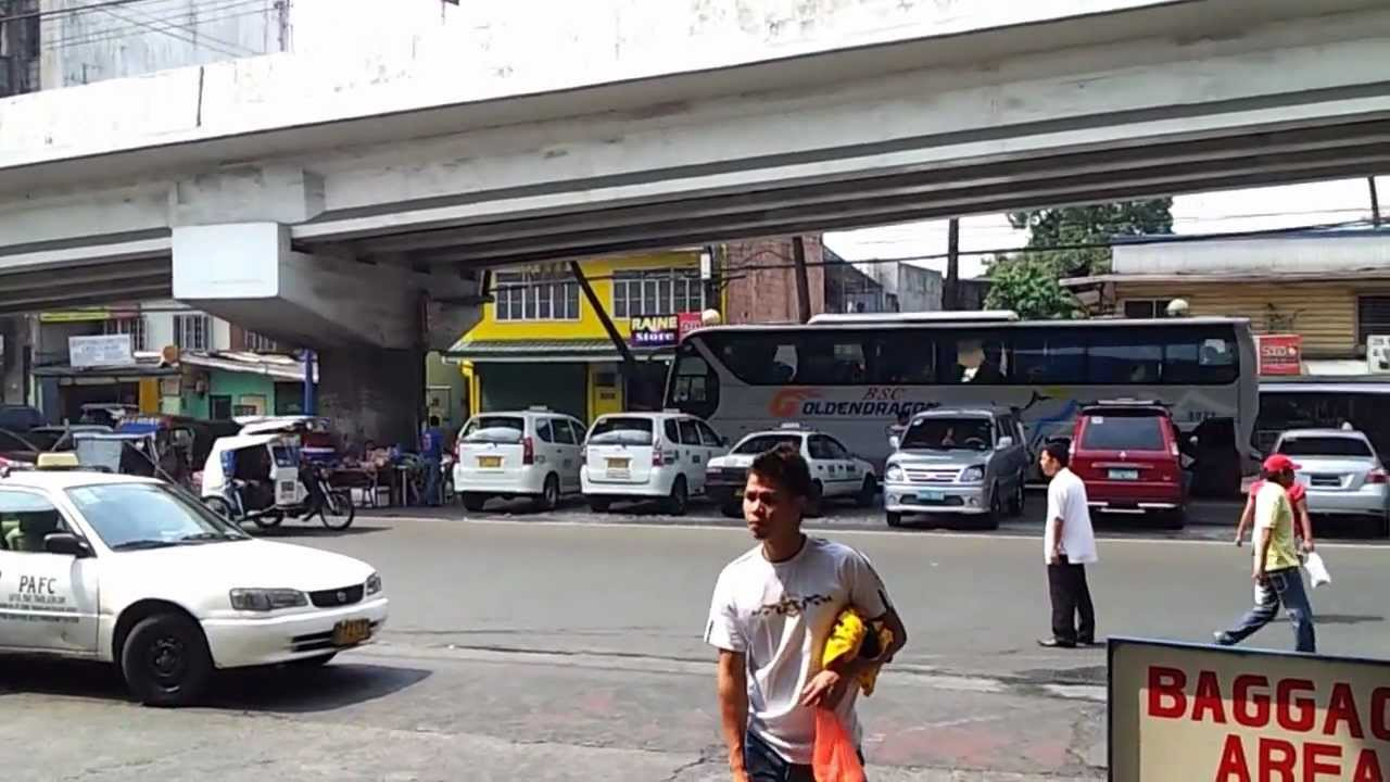 Five Star Bus Terminal Pasay Youtube