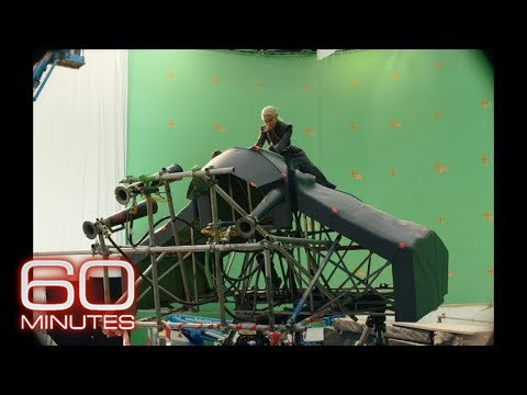 """""""Game of Thrones"""" behind the scenes: Emilia Clarke on filming a flying dragon"""