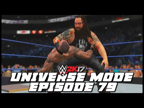 WWE 2K17 | Universe Mode - 'VENGEANCE PPV!' (PART 3) | #79