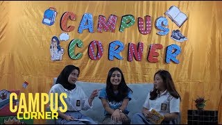 Campus Corner with Zulfa Maharani - si Teman Sebangku Milea