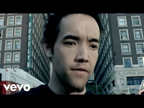 Hoobastank - The Reason:歌詞+中文翻譯