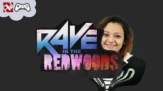 استكشاف أحلى خريطة زومبيز | Rave in the Redwoods