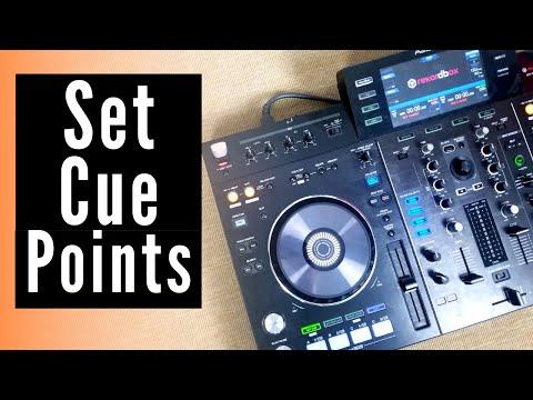 How To Set DJ Cue Points (Beginner DJ Tutorial - Pioneer XDJ-RX)