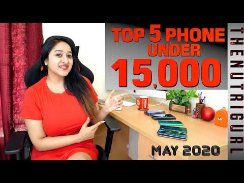Top 5 Phones Under 15000 In MAY 2020