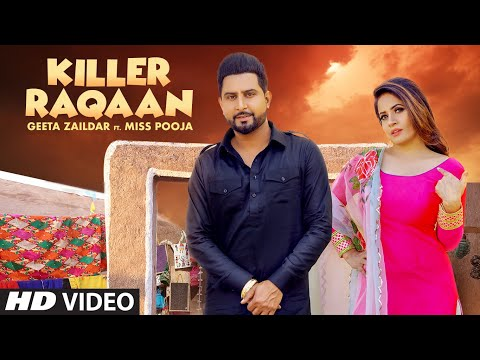 Killer Raqaan: Geeta Zaildar  Miss Pooja  Jassi X  Sardaar Films  Latest Punjabi Song 2020