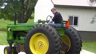 1951 John Deere G (the Big Pig)