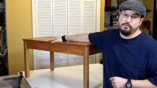 Chief's Shop: Simple Woodworking - Bench