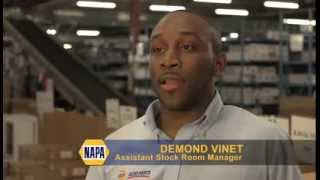 NAPA AUTO PARTS Careers - Distribution Centers