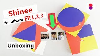 Download Unboxing: SHINee 10th anniversary goods ~^^