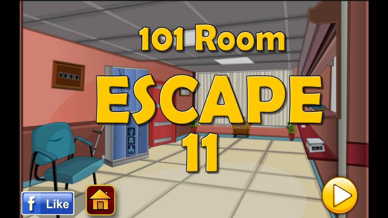 101 escape games level 11