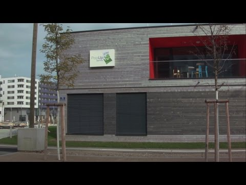 The PopUp dorms - Mobile dorm in Passive House standard