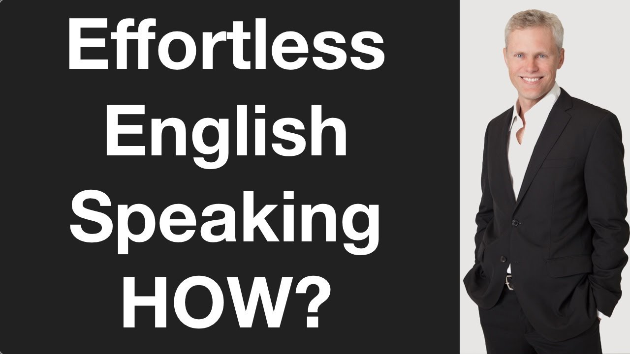Learn english together: effortless english by a. J. Hoge full pack.