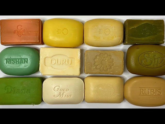 Very OLD SOAP! Soap Cutting ASMR. Relaxing Sounds (no talking). Satisfying ASMR Video. Asmr soap
