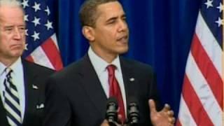 Obama Signs Stimulus Plan