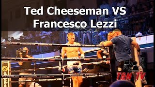 Ted Cheeseman VS Francesco Lezzi NEXTGEN York Hall Bethnal Green London