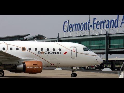 Aéroport de Clermont-Ferrand, Auvergne