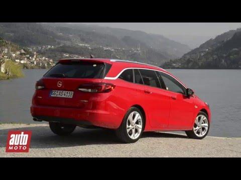 Opel Astra Sports Tourer [ESSAI] : break dense
