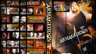 WWE Armageddon 2003,2004,2005,2006 Theme Song Full+HD