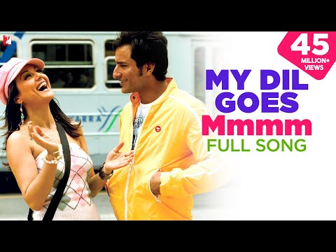 Mix - My Dil Goes Mmmm - Full Song | Salaam Namaste | Saif Ali Khan | Preity Zinta | Shaan | Gayatri