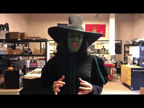 Wicked Witch W/S90V DLT Exclusive